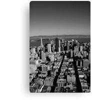San Francisco 01 Canvas Print