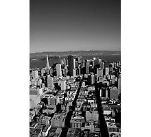 San Francisco 01 Photographic Print