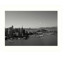 San Francisco 02 Art Print