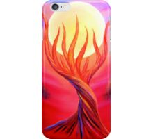 Trapped Moon iPhone Case/Skin