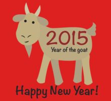 Happy New Year! 2015 Year of the Goat T-Shirt