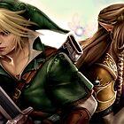 Legend of Zelda by Regochan