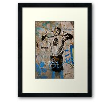 Socialism meets Consumerism - Che Che Framed Print