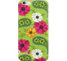 Art of flowers iPhone Case/Skin