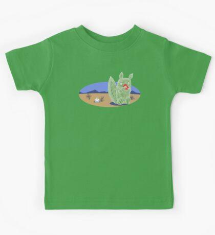 Squirrel Cactus  Kids Clothes