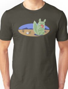 Squirrel Cactus  T-Shirt