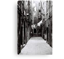 Street Car Named Venice Canvas Print