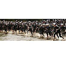 Triathlon Race Start Photographic Print