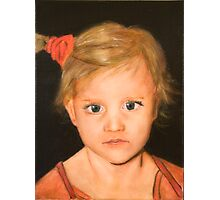 Jennifer on Canvas Photographic Print