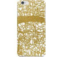London map iPhone Case/Skin