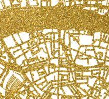 London map Sticker