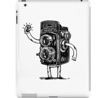 Self-selfie iPad Case/Skin