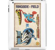Superman v Batman iPad Case/Skin