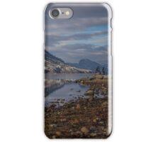Okanagan Lake at Penticton, BC iPhone Case/Skin