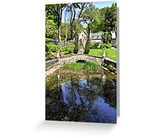 Portmeirion HDR Greeting Card