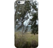 Morning - time to fish iPhone Case/Skin