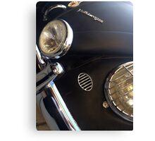 Satin and Chrome -'59 VW Canvas Print