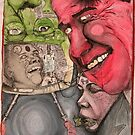 The Imbosols Parade to Purgatory by Joshua Frye