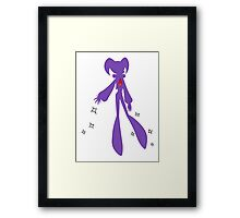 NiGHTS into Dreams Framed Print
