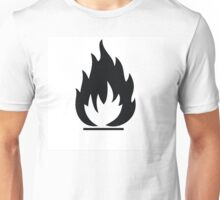 Highly Flamable  Unisex T-Shirt