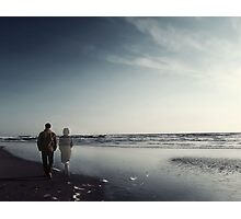 Never Alone Photographic Print