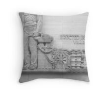 Savings and Loan Throw Pillow
