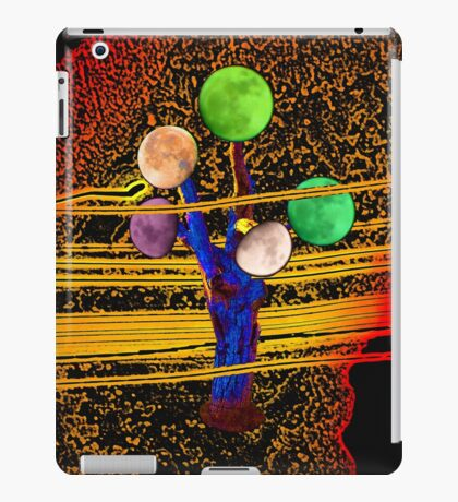 Moon Crop iPad Case/Skin