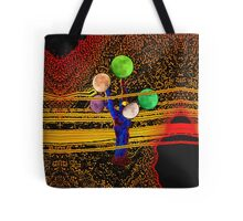 Moon Crop Tote Bag