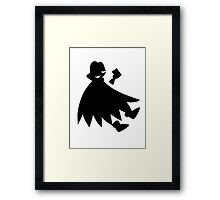 Jackle Framed Print