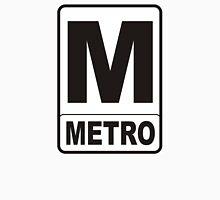 Metro Sign Unisex T-Shirt
