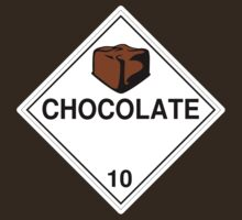 Chocolate: Hazardous! by glyphobet