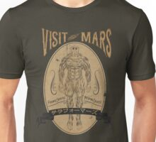 Terraformars - Visit Mars! (light version) Unisex T-Shirt