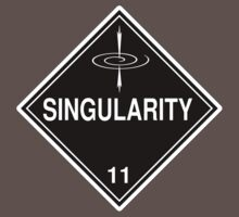 Singularity: Hazardous! Baby Tee