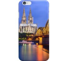 Cathedral of Cologne, Germany iPhone Case/Skin
