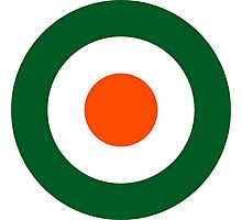 Roundel of the Côte d'Ivoire Air Force Photographic Print