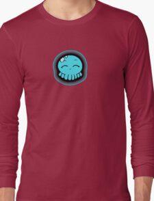 Happy Tako-Chan Long Sleeve T-Shirt