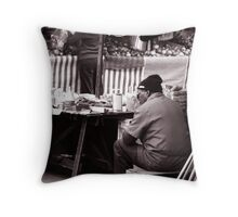 Thoughts Throw Pillow