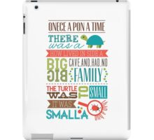 """Smalla than a bug"" iPad Case/Skin"