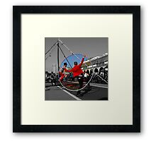 The Inner Circle Framed Print