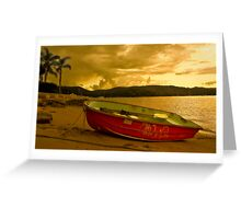 Approaching Storm No 1 Greeting Card