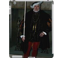 Warden Of Sterling Castle iPad Case/Skin