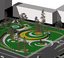 Garden Project by tony4urban