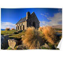 Church of the good Shepherd Poster