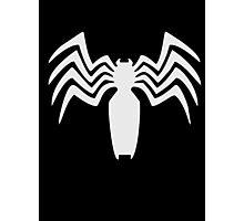 Venom crest Photographic Print