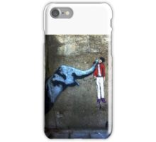 Elefant bus iPhone Case/Skin