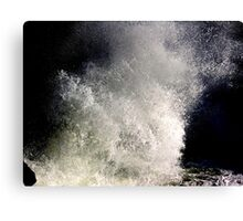Spirit of the wave Canvas Print