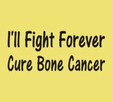 Bone Cancer Kids Tee