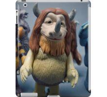 Wild Things #1 iPad Case/Skin