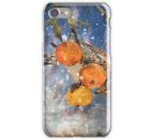 Christmas dinner iPhone Case/Skin