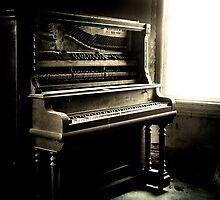 my forgotten melody by SilentShudder